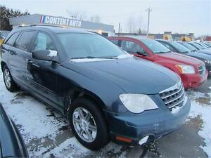 2008 Chrysler Pacifica Touring cuir mags financement maison