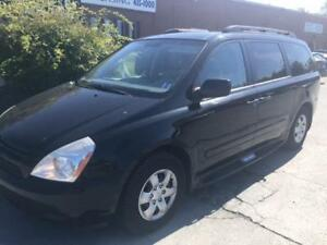 "2008 Kia Sedona EX LOAD LET''S MAKE A DEAL!  CLICK ON ""SHOW MORE"