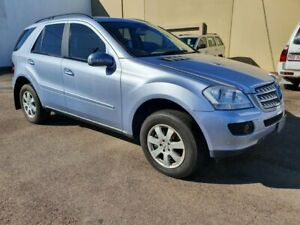 2007 Mercedes-Benz ML280 CDI W164 07 Upgrade Luxury (4x4) 7 Speed Automatic G-Tronic Wagon Marcoola Maroochydore Area Preview