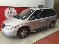 Chrysler Voyager 2.8 CRD EXECUTIVE (silver) 2008