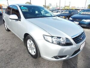 2010 Ford Falcon FG XT Silver 5 Speed Sports Automatic Sedan Enfield Port Adelaide Area Preview