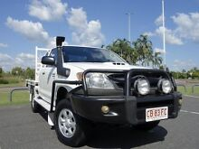 2006 Toyota Hilux KUN26R MY05 SR Xtra Cab Glacier White 5 Speed Manual Cab Chassis Gunn Palmerston Area Preview