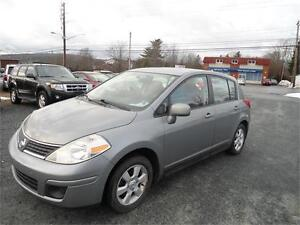 NISSAN VERSA WITH 80000 KM !!! NEW MVI !!! CRUISE CONTROL!!...