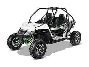 2016 ARCTIC CAT WILDCAT X West Island Greater Montréal image 1