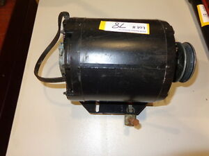 A.O. Smith AC Motor 1/3 HP, Single Phase, Excell Auctions