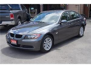 2008 BMW 323i Only 061,000KM In Mint Condition!!!