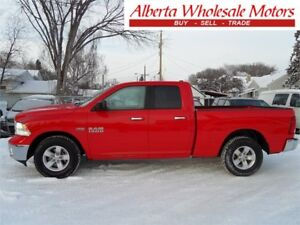 2015 RAM 1500 SLT QUAD CAB 4X4 WE FINANCE ALL EASY FINANCE