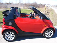 65+MPG DIESEL!!2005 SMART PASSION CONVERTIBLE London Ontario Preview