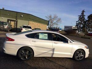 2017 Ford Fusion V6 Sport Edmonton Edmonton Area image 2