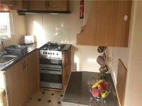luxury entry level static caravan for sale on 12 month season holiday park clacton on sea