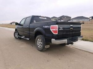 2009 Ford F-150 SuperCrew Pickup Truck Regina Regina Area image 2