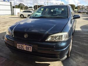 2002 HOLDEN ASTRA WITH LOW KM & GOOD CONDITION Maddington Gosnells Area Preview