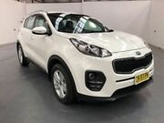 2016 Kia Sportage QL SI (FWD) White 6 Speed Automatic Wagon Fyshwick South Canberra Preview