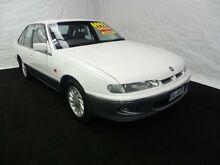 1994 Holden Calais VRII Alaskan White 4 Speed Automatic Sedan Derwent Park Glenorchy Area Preview