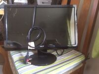"""19"""" Acer LCD monitor VGA in only"""