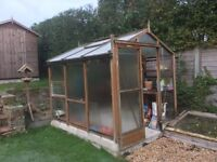 Greenhouse Free of charge (Must dismantle and collect)