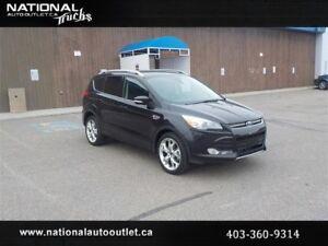 2014 Ford Escape Titanium AWD NAV