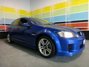 2006 Holden Commodore VE SV6 Blue 5 Speed Automatic Sedan Wangara Wanneroo Area Preview