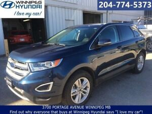 Ford Edge Sel Heated Sideview Mirrors Back Up Camera Heated