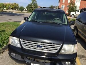 2003 Ford Explorer Sport SUV, Crossover