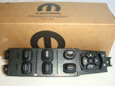 DODGE RAM TRUCK VAN DAKOTA DURANGO DOOR MASTER POWER WINDOW MIRROR SWITCH NEW