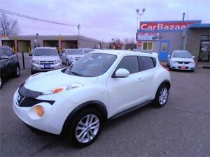 2011 NISSAN JUKE SV ALL WHEEL 4 CYL  Finance from 3.99%