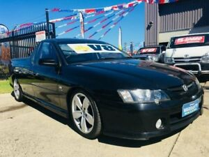2003 Holden Commodore VY SS 6 Speed Manual Utility Brooklyn Brimbank Area Preview