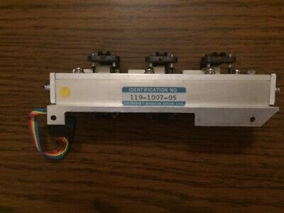Tektonix 492 Spectrum Analyzer Input Variable Attenuator 119-1007-05 Guaranteed