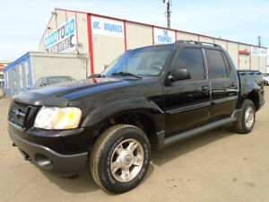 2004 Ford Explorer Sport Trac XLT 4X4-LEATHER-SUNROOF-R/STARTER