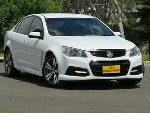 2013 Holden Commodore VF MY14 SV6 White 6 Speed Sports Automatic Sedan Strathalbyn Alexandrina Area Preview