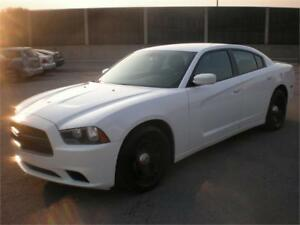 2012 DODGE CHARGER POLICE PACK