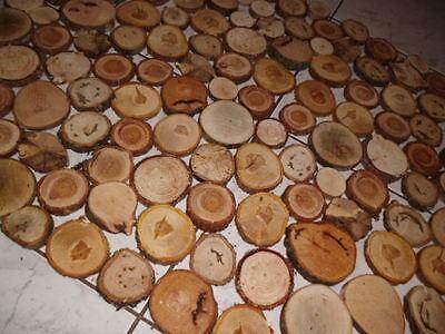 9 Naturholz (Holz,Holzscheiben, 5-9 cm 3 kg, basteln,Deko,Mix, Naturholz,Dekoscheiben  )