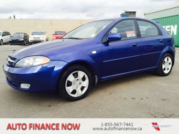 Used 2005 Chevrolet Optra