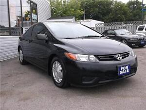 2008 HONDA CIVIC COUPE DX-G *** LOADED WITH OPTIONS ***