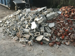 FREE CONCRETE FILL