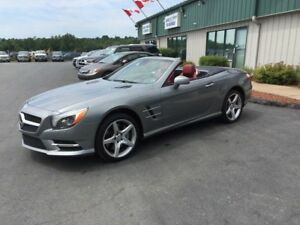 2015 Mercedes-Benz SL-Class LEATHER/CONVERTIBLE/BACKUPCAMERA/NAV