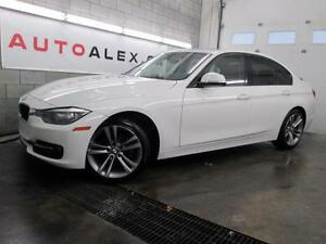 2014 BMW 320i xDrive SPORTLINE CUIR ROUGE TOIT MAGS