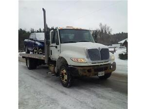 2007 International 4400 Tilt n Load - Certified and e-tested