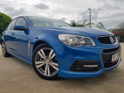 2014 Holden Commodore VF MY14 SS Blue 6 Speed Manual Sedan Garbutt Townsville City Preview