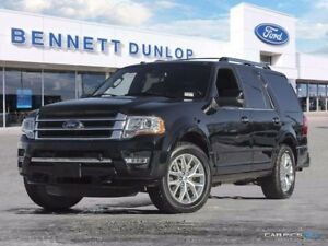 2016 Ford Expedition Limited-Moon Roof-Nav-Rear Seat DVD Player