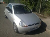 Ford Ka Style Climate 1.3 ONLY 23000 MILES FROM NEW 10 months mot very low mileage cheap to run