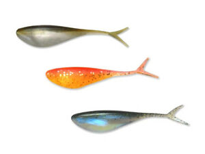 Lunker city fin s shad 4 10cm soft baits leurres for Fin s fish