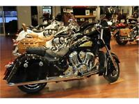 2016 Indian Motorcycles- Touring Models