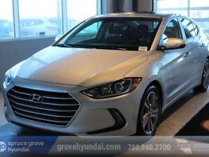 2017 Hyundai Elantra GLS: AUTOMATIC, SUNROOF, HEATED SEATS, AIR