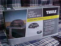 As new Thule 846 Quest Cargo Bag