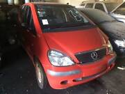 2003 MERCEDES A160 AUTO WRECKING FOR PARTS ONLY Riverstone Blacktown Area Preview