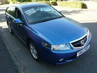 2003 Honda Accord 2.4 i VTEC Executive Estate 5dr Petrol Automatic