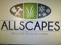 **Allscapes - Spring and Summer Maintenance - FREE ESTIMATES**