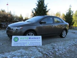 2012 Kia Forte OWN FOR $3.57/DAY EX, INSP, WARR, FINANCE