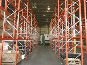 Upcoming Bankruptcy Auction: Racking / Warehouse - June 7th
